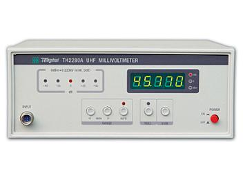 Tonghui TH2280A Ultrahigh-frequency Millivoltmeter