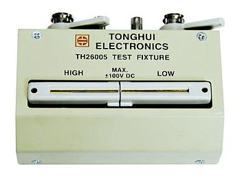 Tonghui TH26005-1 4-terminal Test Fixture
