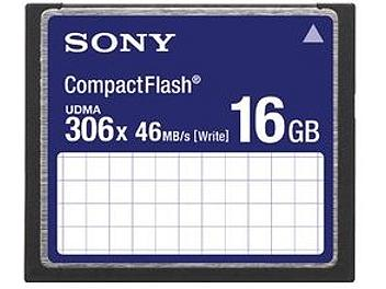 Sony NCFD16GP CompactFlash Memory Card 16GB