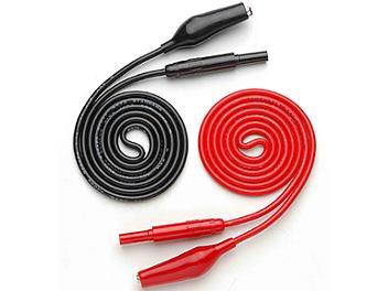 Pintek BP-253 Banana to Alligator Cable (pack 10 sets x 2 pcs)