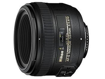 Nikon 50mm F1.4G AF-S Nikkor Lens