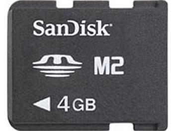 SanDisk 4GB Mobile Memory Stick Micro M2 (pack 25 pcs)