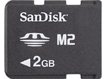 SanDisk 2GB Mobile Memory Stick Micro M2 (pack 10 pcs)