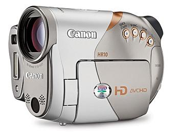 Canon HR10 HD Camcorder PAL