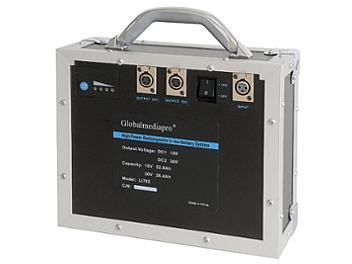 Globalmediapro Li792 Lithium ion Battery System 792Wh