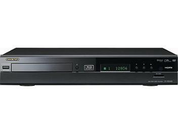 Onkyo DV-BD606B Blue-Ray Disc Player