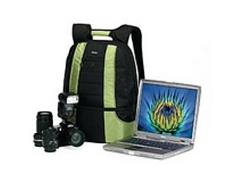 Lowepro CompuDaypack Notebook and Camera Backpack - Leaf Green