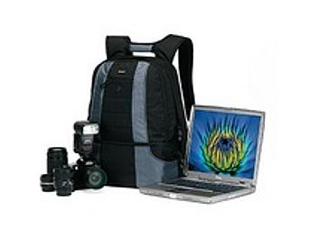 Lowepro CompuDaypack Notebook and Camera Backpack - Slate Gray