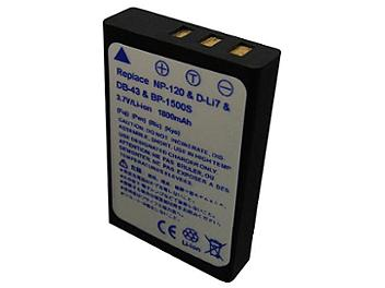 Generic NP120 Lithium ion Battery (pack 10 pcs)