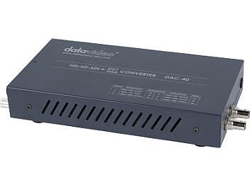 Datavideo DAC-40 SDI to DVI/VGA Converter