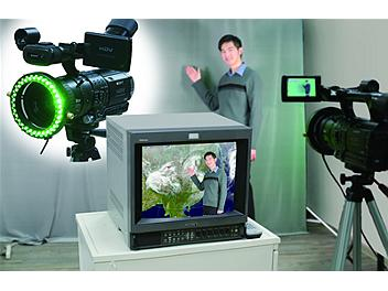 Datavideo CKL-200 Dual-color Chromakey Light System with 72mm Lens Adapter