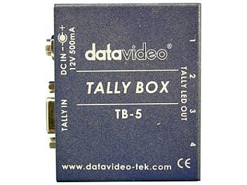 Datavideo TB-5 Intercom Tally Box