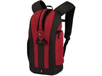 Lowepro Flipside 200 Camera Backpack - Red