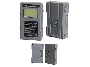 Globalmediapro Li190BDS V-Mount Li-ion Buddy Battery System 190Wh