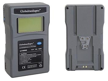Globalmediapro Li160DS V-Mount Li-ion Battery 160Wh