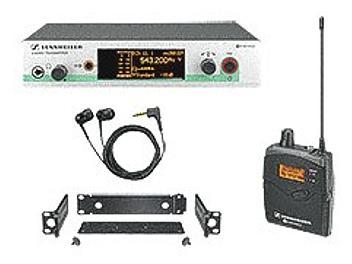 Sennheiser EW-300 IEM G3 Wireless Microphone System 823-865 MHz