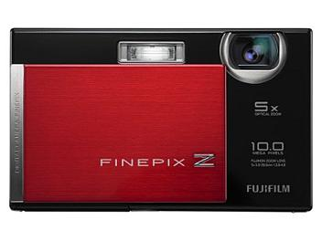 Fujifilm FinePix Z200fd Digital Camera - Red