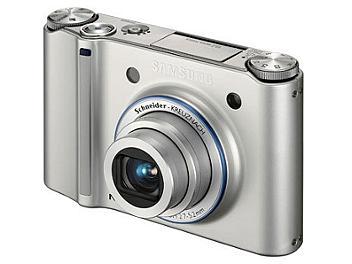 Samsung NV24HD Digital Camera - Silver