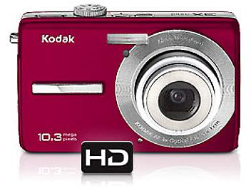 Kodak EasyShare M1063 Digital Camera - Red