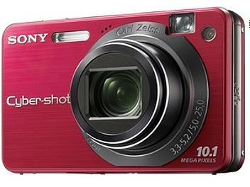 Sony Cyber-shot DSC-W170 Digital Camera - Red