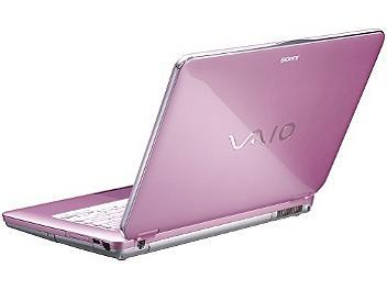 Sony Vaio VGN-CS16G Notebook - Pink
