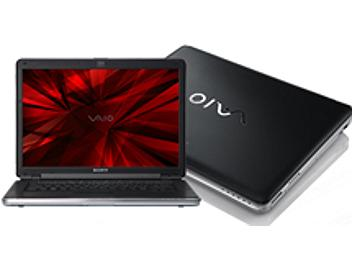 Sony Vaio VGN-CR353G Notebook - Black