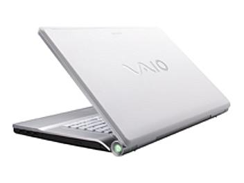 Sony Vaio VGN-FW23G Notebook - White