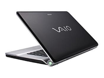 Sony Vaio VGN-FW25G Notebook - Black