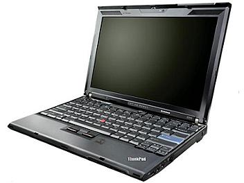 Lenovo ThinkPad X200 (7455A41) Notebook With USB Multiburner External Lightscribe Drive