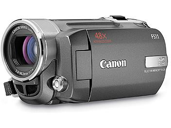 Canon FS-11 Hybrid Flash Memory SDHC Camcorder PAL