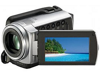 Sony DCR-SR47E SD HDD Camcorder PAL - Silver