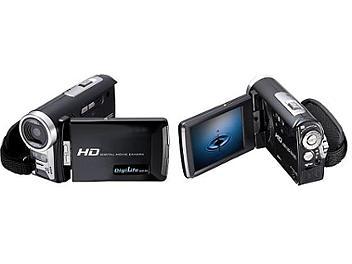 DigiLife DDV-H30 HD Digital Video Camcorder - Black