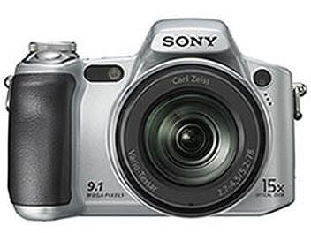 Sony Cyber-shot DSC-H50 Digital Camera - Silver