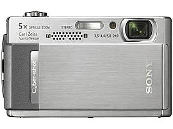 Sony Cyber-shot DSC-T500 Digital Camera - Silver
