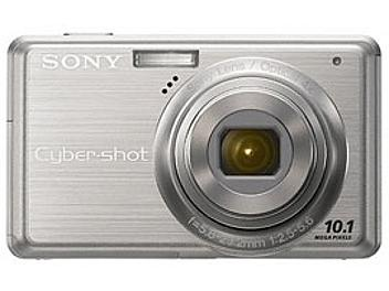 Sony Cyber-shot DSC-S950 Digital Camera - Silver