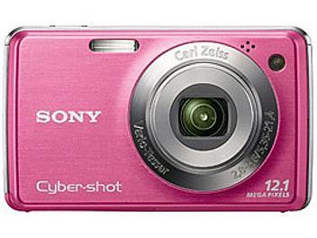 Sony Cyber-shot DSC-W220 Digital Camera - Pink