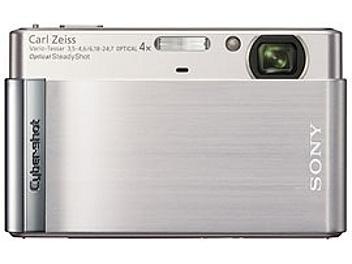 Sony Cyber-shot DSC-T90 Digital Camera - Silver