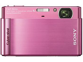 Sony Cyber-shot DSC-T90 Digital Camera - Pink