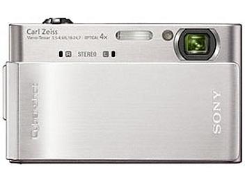 Sony Cyber-shot DSC-T900 Digital Camera - Silver