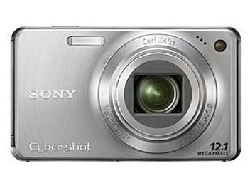 Sony Cyber-shot DSC-W270 Digital Camera - Silver