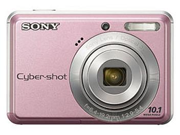 Sony Cyber-shot DSC-S930 Digital Camera - Pink