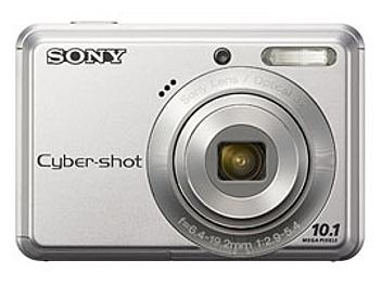 Sony Cyber-shot DSC-S930 Digital Camera - Silver