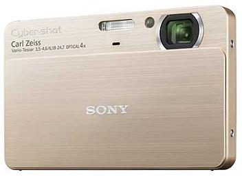 Sony Cyber-shot DSC-T700 Digital Camera - Gold