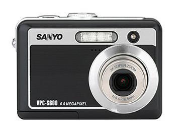 Sanyo Xacti VPC-S600 Digital Camera