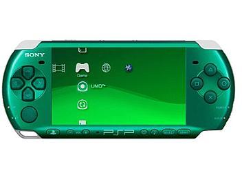 Sony PSP 3006 Playstation - Green