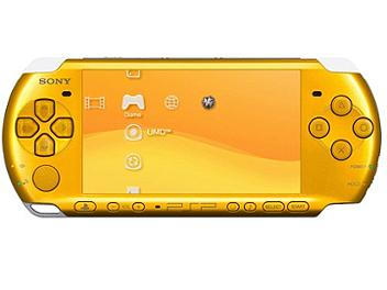 Sony PSP 3006 Playstation - Yellow