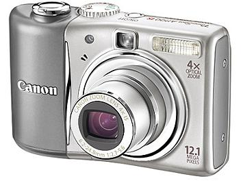 Canon PowerShot A1100 IS Digital Camera - Silver