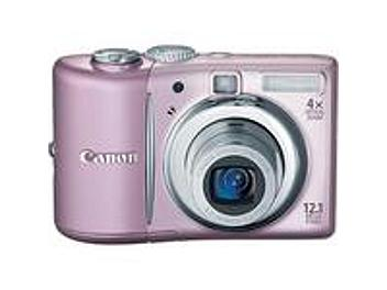 Canon PowerShot A1100 IS Digital Camera - Pink