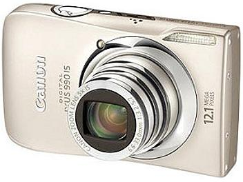 Canon IXUS 990 IS Digital Camera