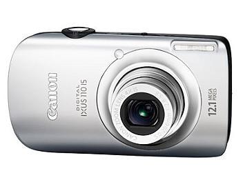 Canon IXUS 110 IS Digital Camera - Silver
